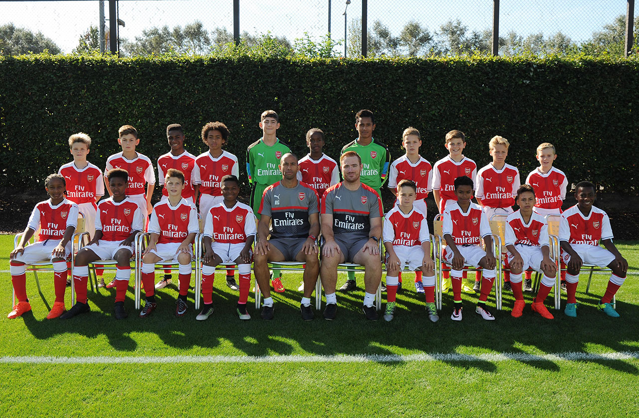 U 12 Junior Soccer World Challenge 2017 Arsenal Fc