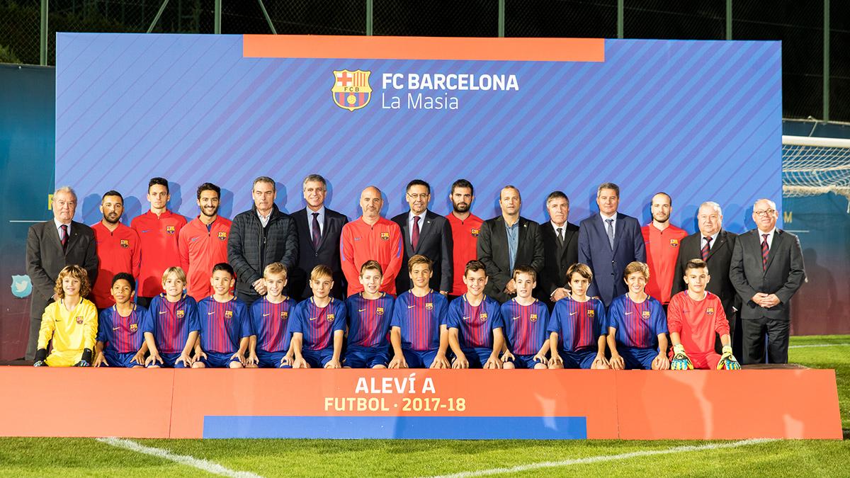 FCバルセロナ | U-12 ジュニアサッカー ワールドチャレンジ2018